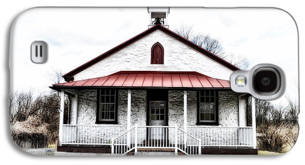 Old Schoolhouse Chester Springs Galaxy S4 Case