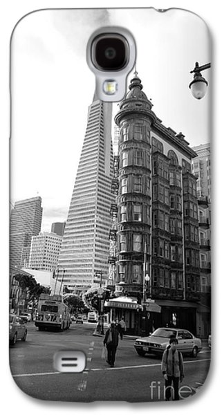 Old Sentinel - New Transamerica Galaxy S4 Case by David Bearden