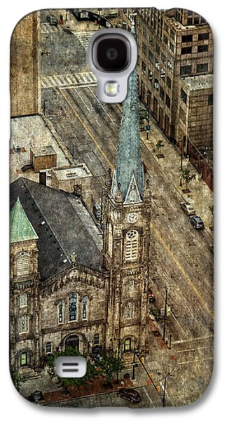 Old Stone Church Galaxy S4 Case