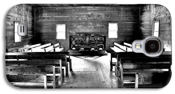 Old Time Religion -- Cades Cove Primitive Baptist Church Galaxy S4 Case