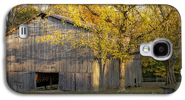 Old Tobacco Barn Galaxy S4 Case by Brian Jannsen