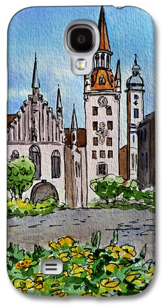 Old Town Hall Munich Germany Galaxy S4 Case