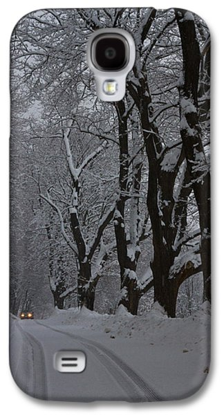 Old Town Hill Galaxy S4 Case by Kristine Patti
