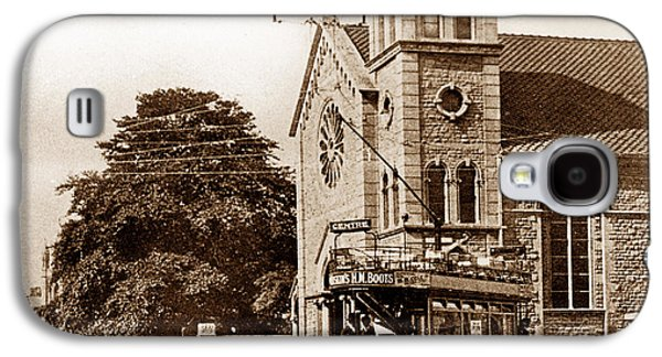 Old Town Swindon England Galaxy S4 Case by The Keasbury-Gordon Photograph Archive