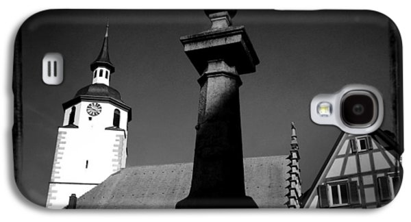 Old Town Waldenbuch In Germany Galaxy S4 Case