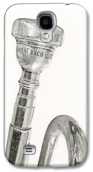 Old Trumpet Galaxy S4 Case by Sarah Batalka