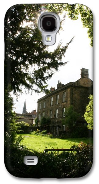 Old Victorian Mansion And Grounds - Peak District - England Galaxy S4 Case