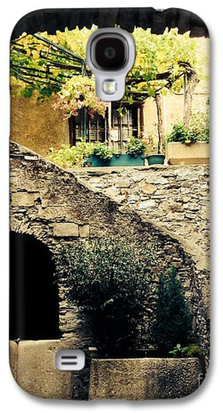 Old Village House Galaxy S4 Case