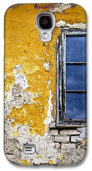 Old Wall In Serbia Galaxy S4 Case by Elena Elisseeva