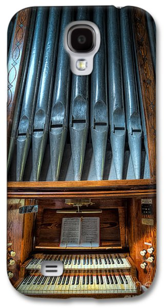 Olde Church Organ Galaxy S4 Case