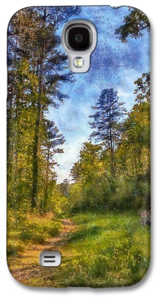 Olde Rope Mill Trail Galaxy S4 Case
