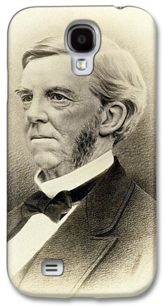 Oliver Wendell Holmes Galaxy S4 Case by Underwood Archives