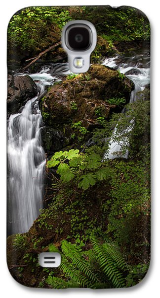Olympic National Park Galaxy S4 Case by Larry Marshall