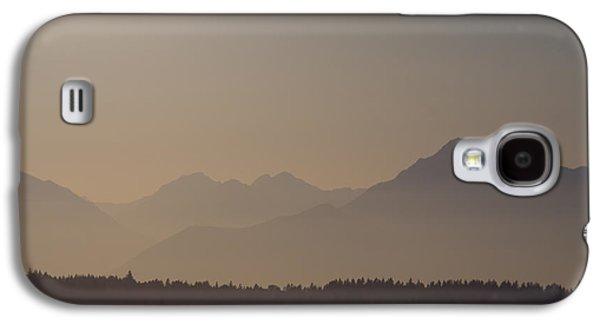 Olympic Tug Galaxy S4 Case by Erin Kohlenberg