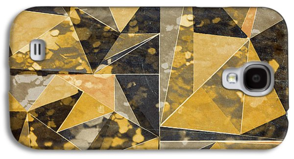 Omg Modern Triangles II Galaxy S4 Case