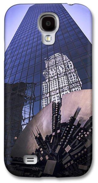 Omni Reflection Galaxy S4 Case by Paul Scolieri