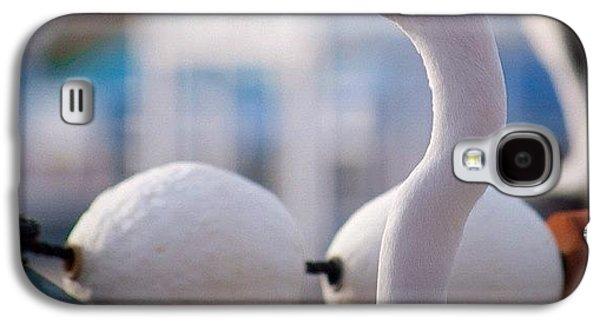 Follow Galaxy S4 Case - On The Pier by Matthew Blum