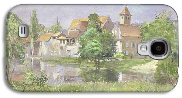On The River Lot, 1991 Wc Galaxy S4 Case by Tim Scott Bolton