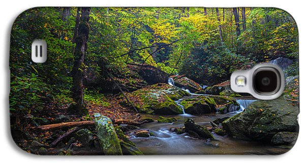 On The Way To Catawba Falls Galaxy S4 Case by Andres Leon