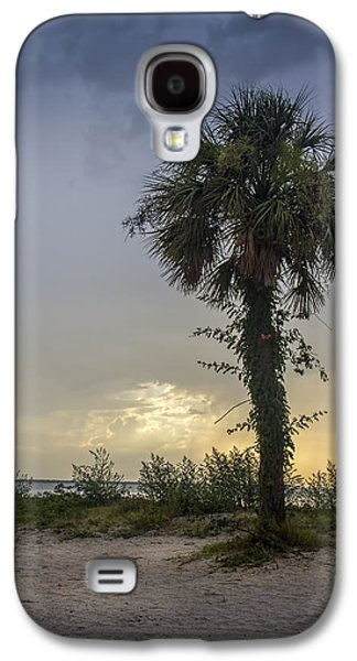 Once Upon A Rainy Day Galaxy S4 Case by Marvin Spates