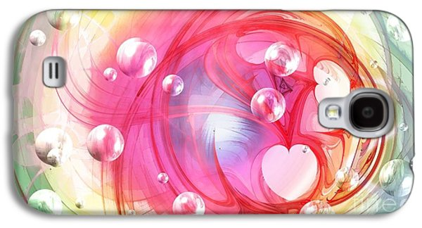 One Love... One Heart... One Life Galaxy S4 Case