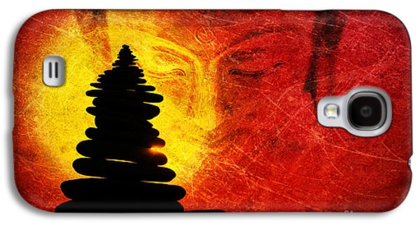 One Stlll Moment Galaxy S4 Case by Tim Gainey