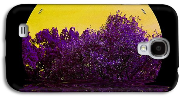 Waterscape Galaxy S4 Case - One Woman One Island by Pepita Selles