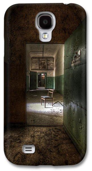 Open Green Door Galaxy S4 Case