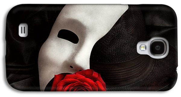 Opera - Mystery And The Opera Galaxy S4 Case by Mike Savad