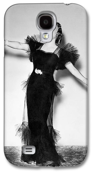 Opera Star Grace Moore Sings Galaxy S4 Case by Underwood Archives