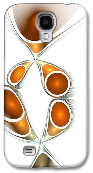 Orange Creation Galaxy S4 Case
