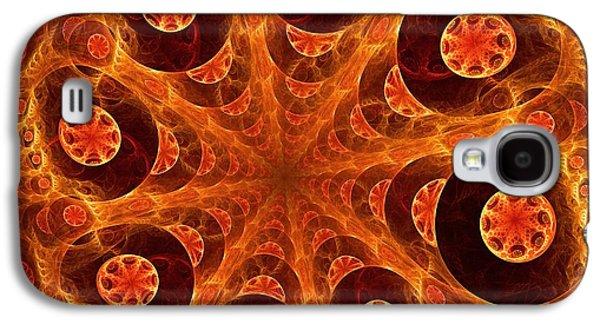 Orange Vision Galaxy S4 Case