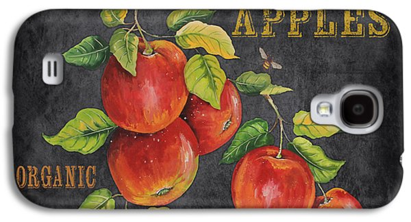 Orchard Fresh Apples-jp2638 Galaxy S4 Case