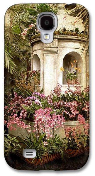 Orchid Exhibition Galaxy S4 Case