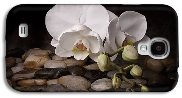 Orchid Galaxy S4 Case - Orchid - Sensuous Virtue by Tom Mc Nemar