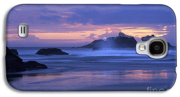 Oregon Coast Sunset Galaxy S4 Case