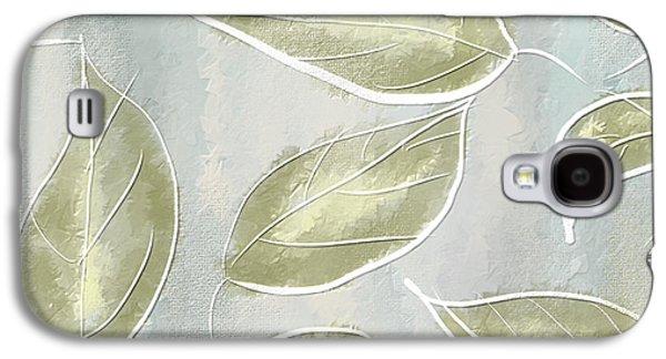Organic Feel Galaxy S4 Case by Lourry Legarde