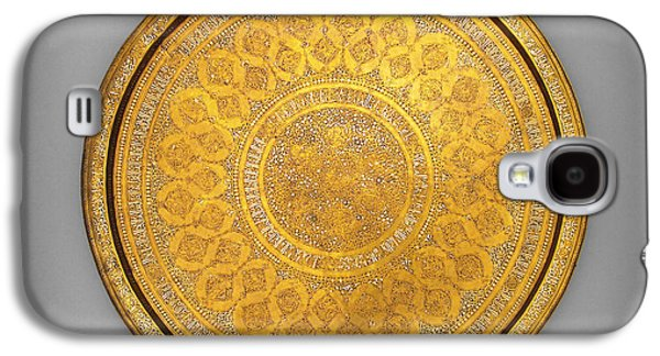 Oriental Tray Galaxy S4 Case by Celestial Images