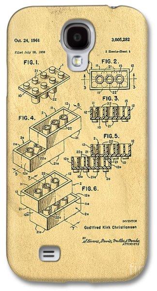 Original Us Patent For Lego Galaxy S4 Case
