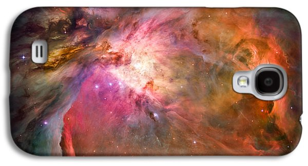 Orion Nebula Galaxy S4 Case by Marco Oliveira