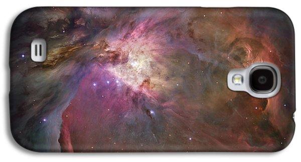 Orion Nebula Galaxy S4 Case by Sebastian Musial