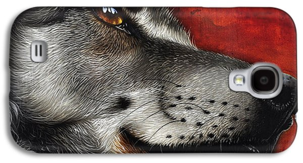 Orion Wolf Galaxy S4 Case