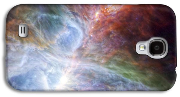Orion's Rainbow Of Infrared Light Galaxy S4 Case