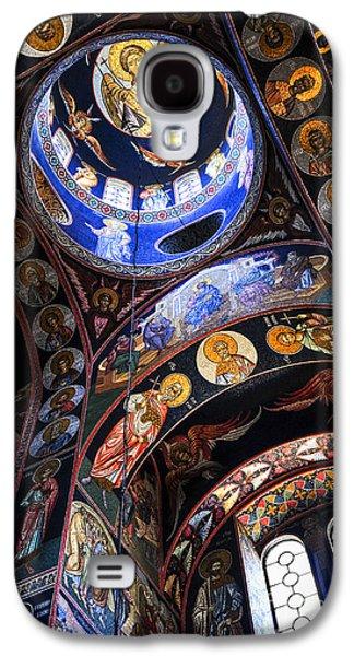 Orthodox Church Interior Galaxy S4 Case by Elena Elisseeva