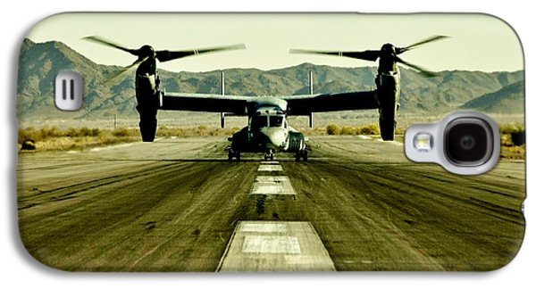 Osprey Takeoff Galaxy S4 Case by Benjamin Yeager