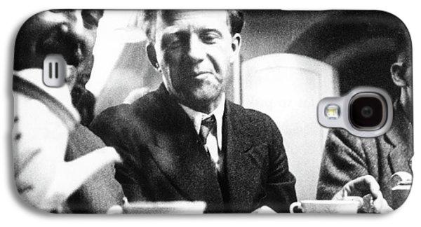 Otto Stern And Werner Heisenberg Galaxy S4 Case