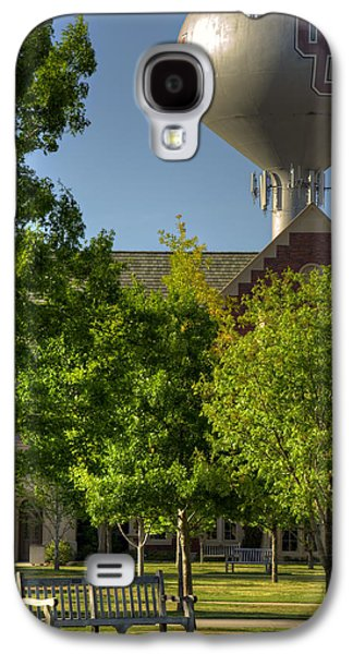 Ou Campus Galaxy S4 Case