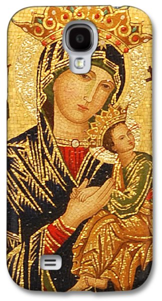 Our Lady Of Perpetual Help  Galaxy S4 Case by Philip Ralley