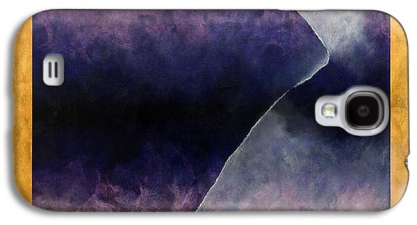 Ouroboros Three Blue, 2010 Galaxy S4 Case by Mathew Clum
