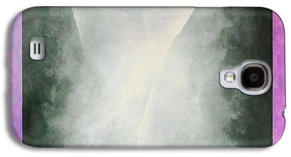 Ouroboros Three Green, 2010 Galaxy S4 Case by Mathew Clum